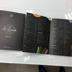 Stampa jelovnika Mirijevo