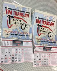 Stampanje kalendara Mirijevo