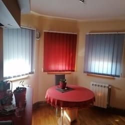 Trakaste zavese za dnevne sobe