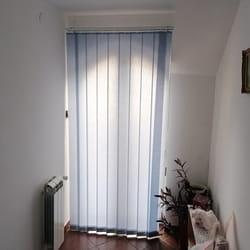 Trakaste zavese za balkonska vrata