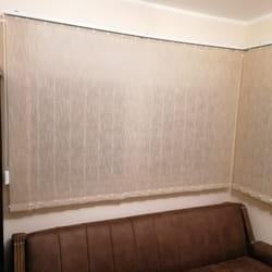 Trakaste zavese za dnevnu sobu