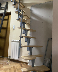 Montaza stepenica za potkrovlje