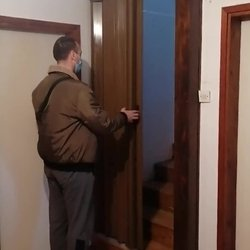 Harmonika vrata Karaburma