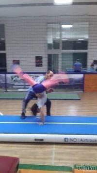 Šta ako dete odustane od sportske gimnastike