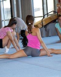 Da li se sportskom gimnastikom bave devojčice?