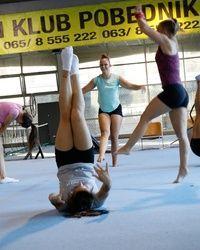 Kako se deli gimnastika kao sport?