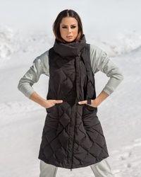 Hana - Black zenska jakna bez rukava