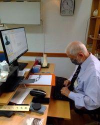 Prof. univ. dr sci. med  Ivan Butković