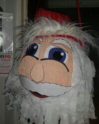 Deda Mraz pinjata