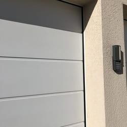 Kvalitetno montirana garažna vrata