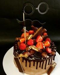Drip torta