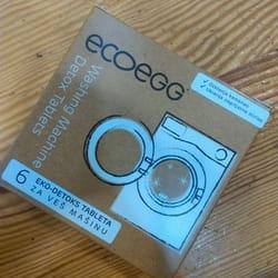 Ecoegg detoks tablete za veš mašinu