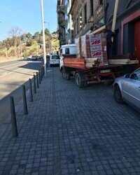 Prevoz gradjevinskog materijala Karadjordjeva