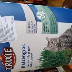 Trava za mace