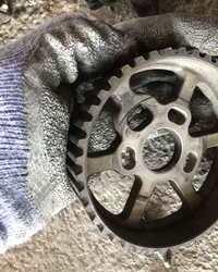 Remenica bosh pumpe za 1.9 dizel za Pezo Peugeot 206