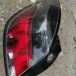 Leva stop lampa Opel Astra H GTC