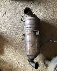 Katalizator i DPF filter za 1.6 HDI za Pezo Peugeot 307 308 407