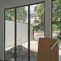Montaza aluminiumskih  vrata