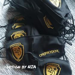 Zastitne maske za slice sa logom