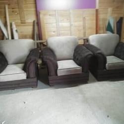 Reparacija fotelje