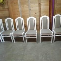 Reparacija stolica