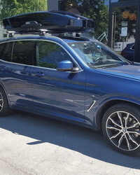 Krovni kofer BMW X3
