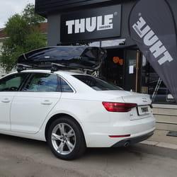 Krovni kofer Audi A4