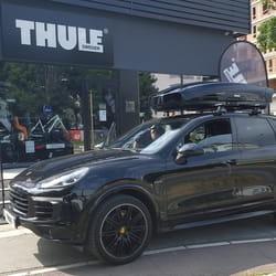 Krovni kofer Porsche Cayenne