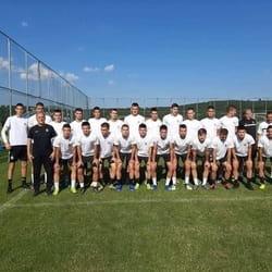 Kaža sa fudbalerima FK Partizan