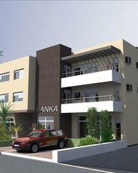 Fasada stambeno-poslovnog objekta