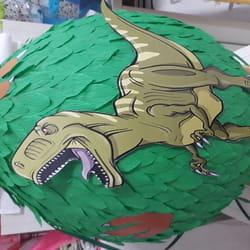 Pinjata dinosaurus