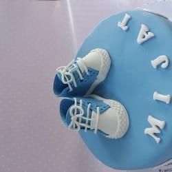 Torta za dečake za rođenje ili krštenje