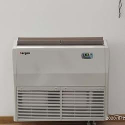 Postavljanje fankoil uredjaja za grejanje I hladjenje