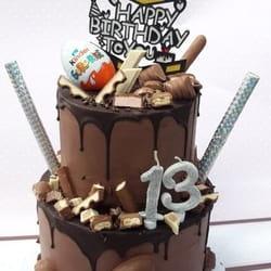 Spratna čokoladna torta