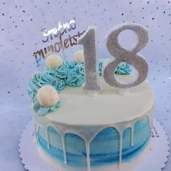 Torta za 18ti rođendan