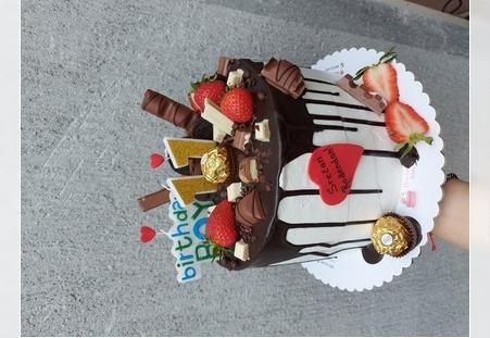 Dečija rođendaska torta