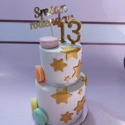 Torta sa zvezdama