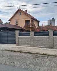 Aluminijumske ograde za dvorište Beograd