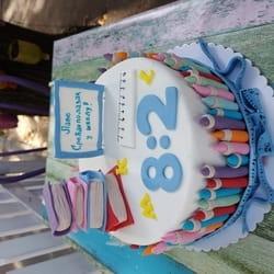 Torta za polazak u školu