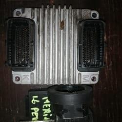 Kompijuter motora Opel Meriva Z16XE