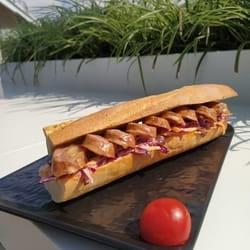 Rock 'N' Roll sendvič sa domaćom kobasicom