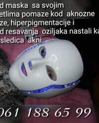 Holivudski tretman lica led maska
