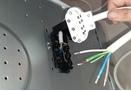 Povezivanje kabla na električnom šporetu
