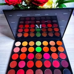 Paleta senki Morphe Fierce By Nature Artistry Palette