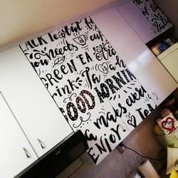 Presvlacenje kuhinje. Stampa za kuhinju. Stampa za zid. Foto tapet.