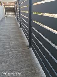 Aluminijumske ograde za terase Savalux Beograd