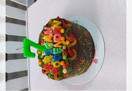 Fluorescentna torta