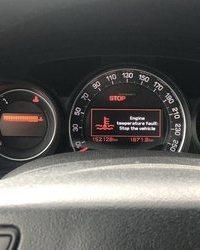 Zamena senzora temperature na autu