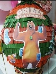 Pinjata Grizzy