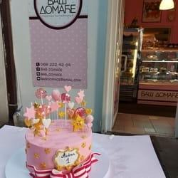 Torta za devojčice u roze boji